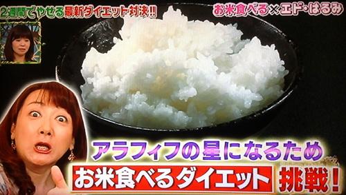 お米食べるだけダイエットのやり方
